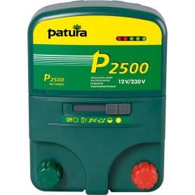 Schrikdraadapparaat P2500 van Patura