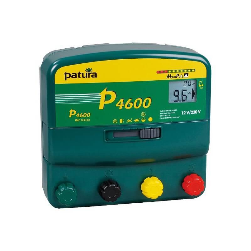 Patura schrikdraadapparaat P4600 Maxi- Puls