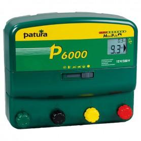 Schrikdraadappararaat P6000 Maxi-Puls