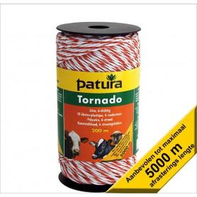Schrikdraad Tornado kunststofdraad - 200, 400 of 1000 meter