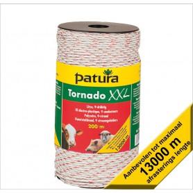 Patura Schrikdraad Tornado XXL kunststofdraad 200, 400 of 1000 meter