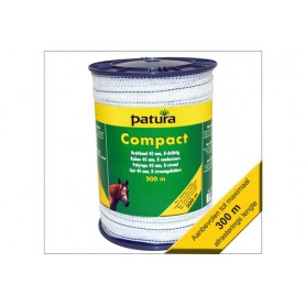 Compact afrastering lint 40mm.