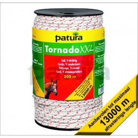 Schrikdraad Tornado XXL CORD - 200 of 500 meter