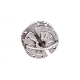 Schrikdraad spanner roterend, aluminium