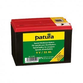 Speciale 9V batterij voor schrikdraadapparaten