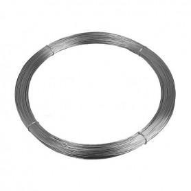 Staaldraad - ijzerdraad gegalvaniseerd 2,5 mm