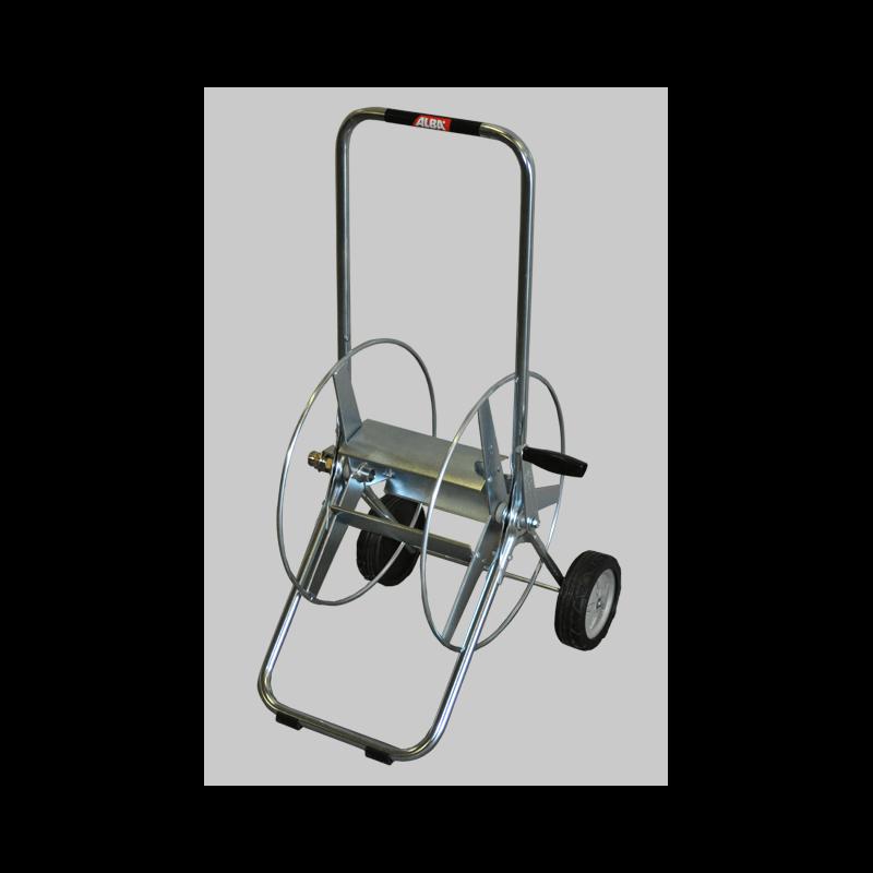 """Slangwagen, type Silver II, voor ½"""" slang max. 60 m"""