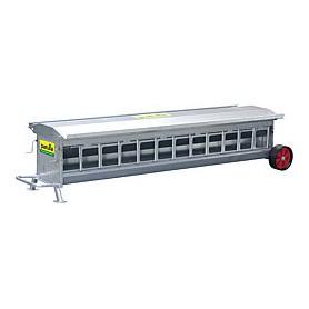 Voerautomaat voor lammeren 2,44m