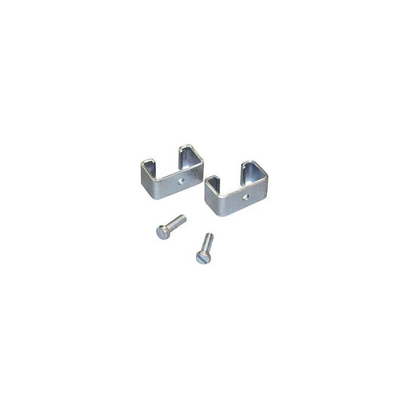 Montageset voor isolatoren met M6 schroefdraad voor T-paal