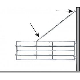 Ketting ophanging