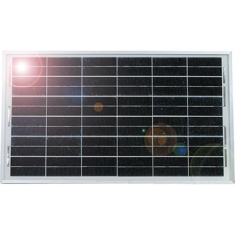 Zonnepaneelmodule 25W