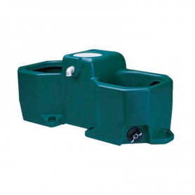 Weide- en loopstaldrinkbak Mod. WT 80-N lagedruk vlotter