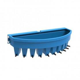 Speenemmer met compartimenten met 10 spenen (50 liter)