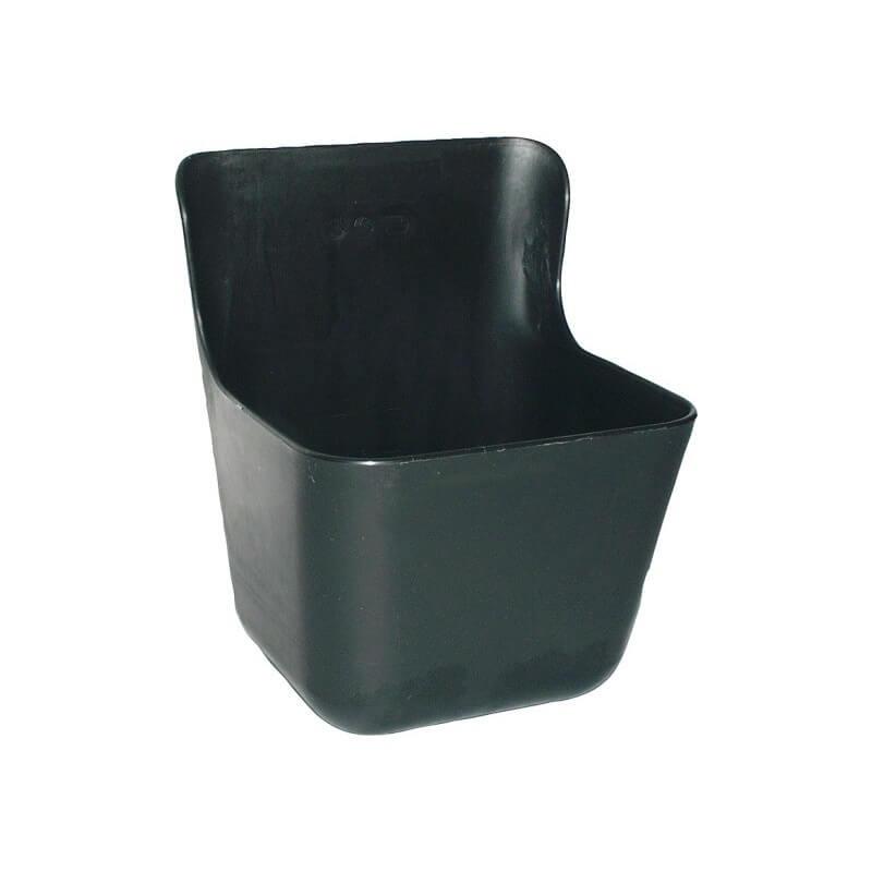 Kunststof voerbak paaard speciaal klein 11,5 liter