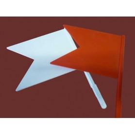 Hindernis vlag