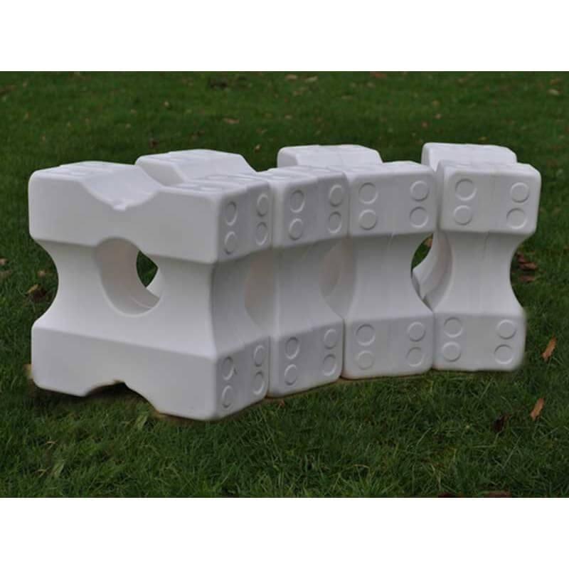 Set 4x kleine cavaletti blok