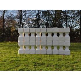 Set 20 cavaletti-blokken groot