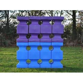 Set 8 cavaletti-block Maxi