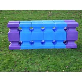 Set 12 cavaletti-block Maxi