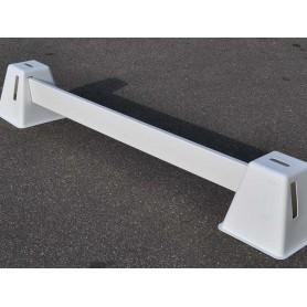 Losse plank dressuurpiste 4 meter