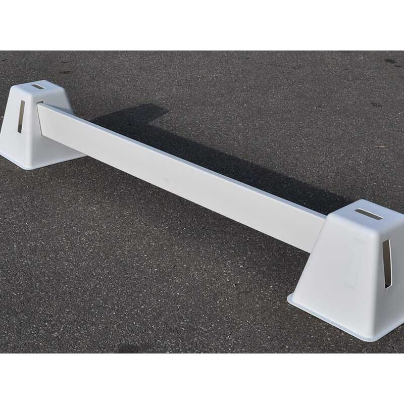 Losse plank dressuurpiste 2 meter