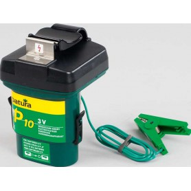 P10 batterij schrikdraadapparaat 2x 1,5 volt