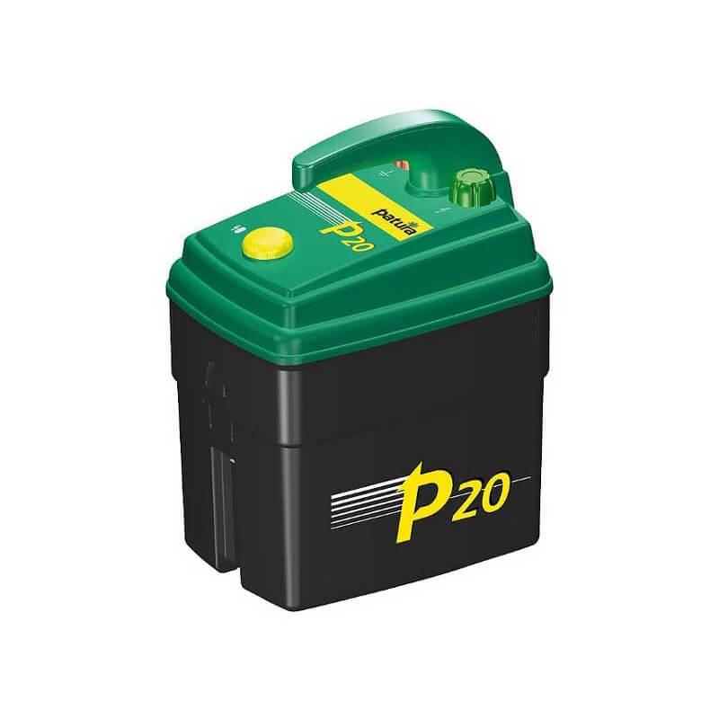 P20 batterij schrikdraadapparaat 9 volt, Patura