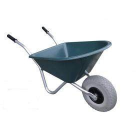 Kinderkruiwagen kunststof soft wiel