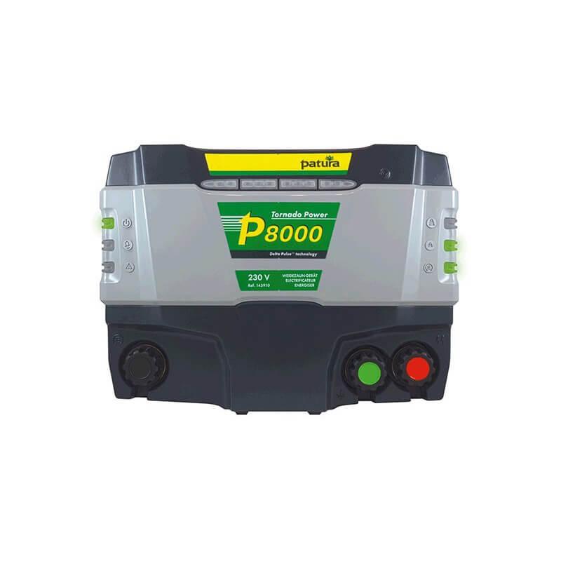 Schrikdraadapparaat P8000 Tornado Power