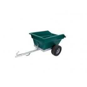Kiepbare aanhangwagen voor een ATV (400L)