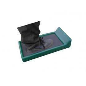 Ontsmettingsvoetbad voor schoeisel/laarzen met verhoging