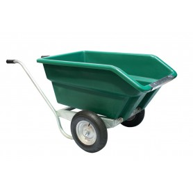 Kruiwagen, kantelbare bak 250 L