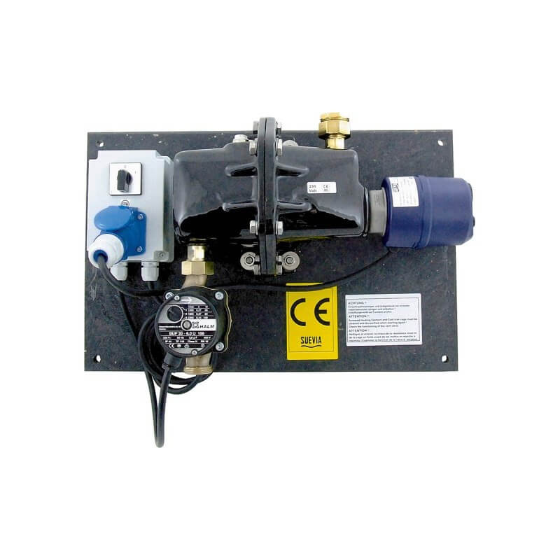 Rondpompsysteem model 303,230 v