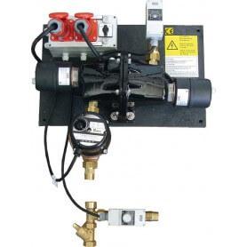 Rondpompsysteem, model 312, 400V