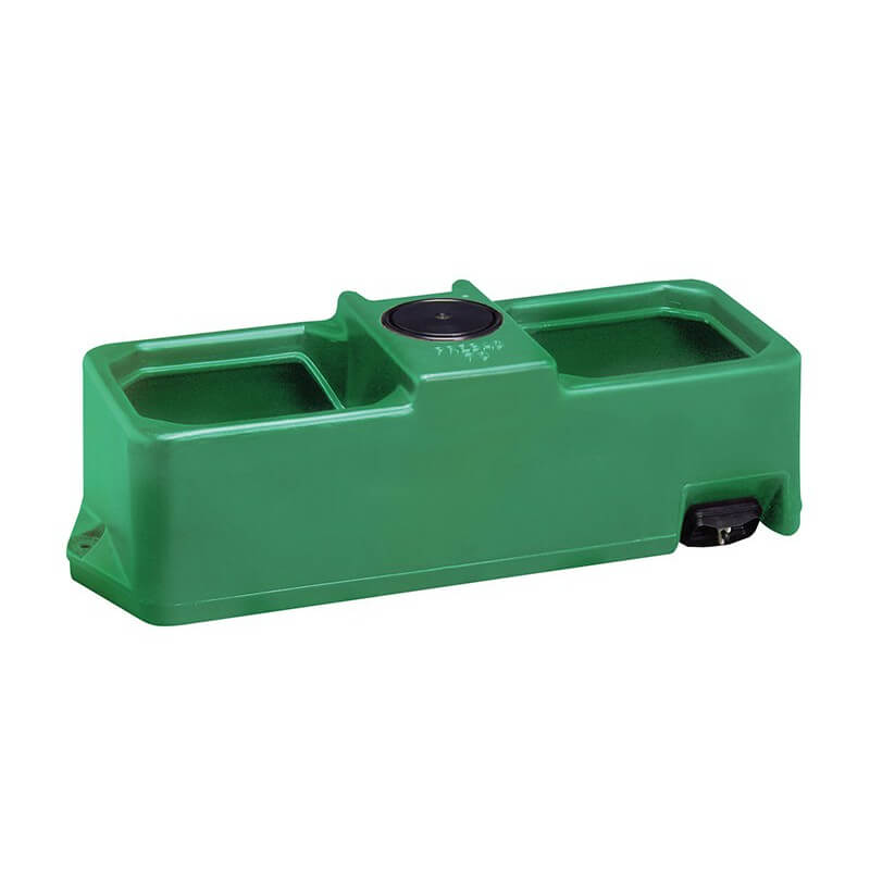 Weide drinkbak Model Prebac 70 liter, lage druk