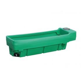 Weidedrinkbak Model Prebac rechthoek, 200 liter