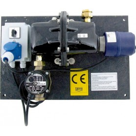 Rondpompsysteem model 300, 400V