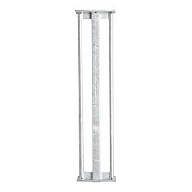 Palenrammer voor 50x50 mm hardhouten palen