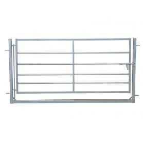Poort met frame, verkrijgbaar in verschillende lengtes