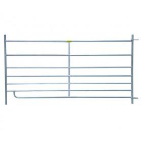 Steekfix hek, verschillende lengtes