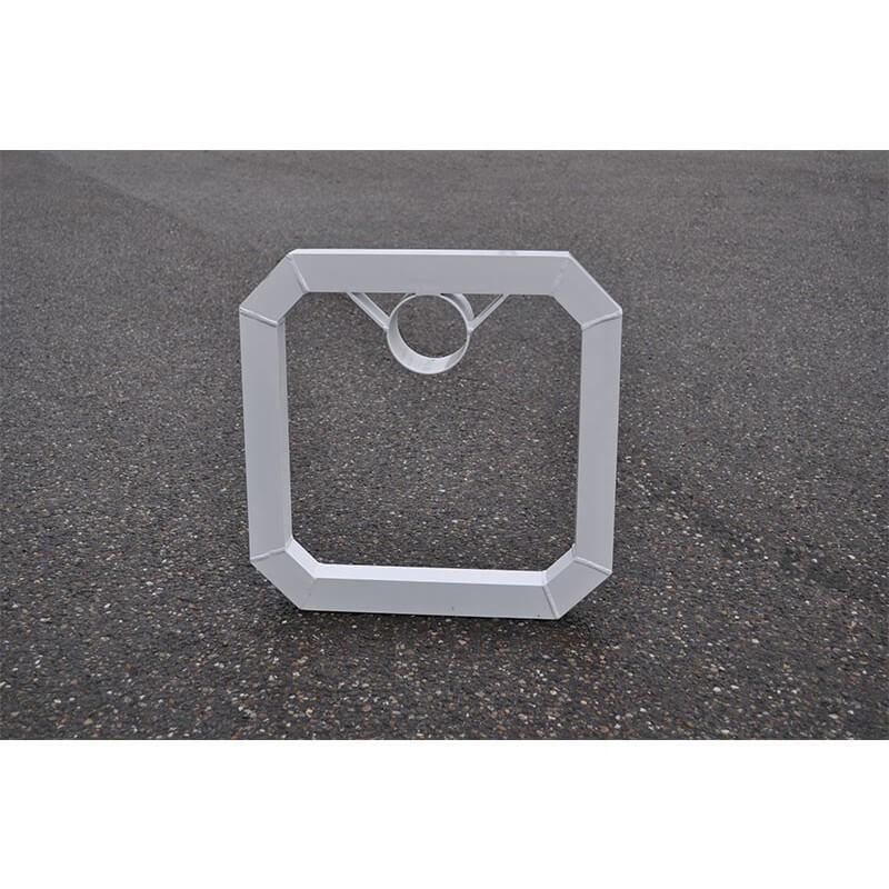 Vierkante aluminium cavaletti