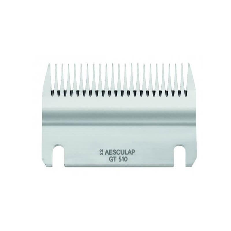 Aesculap scheermes GT510 (24 tanden) ondermes voor paarden met de ziekte van Cushing, geiten en honden