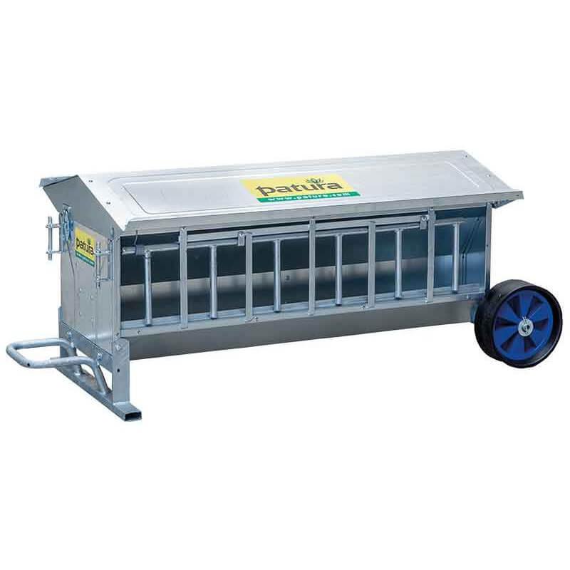 Voerautomaat voor lammeren