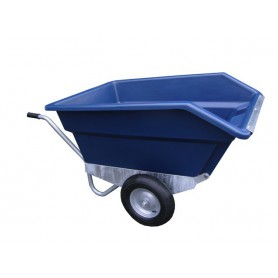 Kruiwagen, kantelbare bak 400 L
