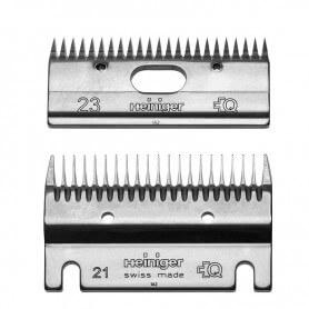 Heiniger scheermessenset 703-520 (21/23) paard/koe 3mm