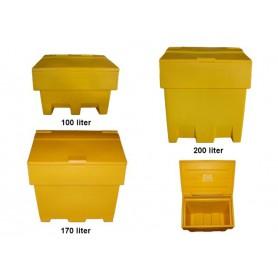 Strooizoutkist, opslag voor voer,100l170l,200l,285l,340l,400l