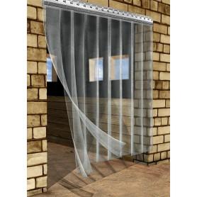 PVC lamellen voor openingen stallen