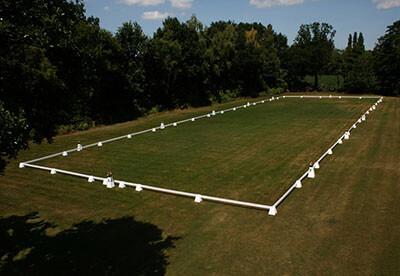 Dressuurbaan 60 meter x 20 meter